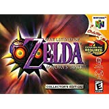 The Legend of Zelda: Majora's Mask - Nintendo 64by Nintendo of America