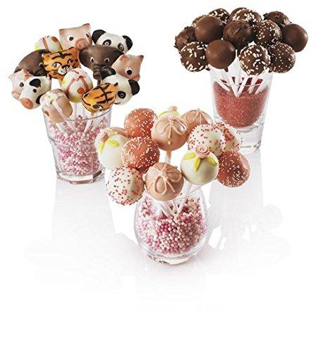 Cake Pop Sticks 50 (10Cm)