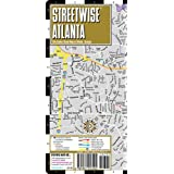 Streetwise Atlanta Map - Laminated City Center Street Map of Atlanta, Georgia
