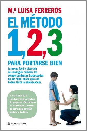 El Método 1, 2, 3 para portarse bien (Booket Logista)