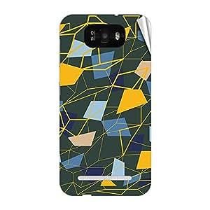 Garmor Designer Mobile Skin Sticker For Gionee C610 - Mobile Sticker