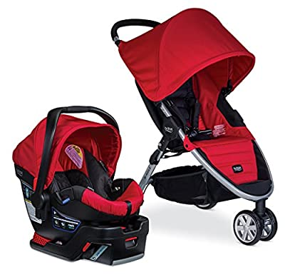 Britax B-Agile 35 Travel System, Red by Britax that we recomend individually.
