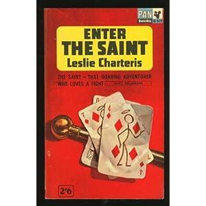 Leslie Charteris Enter the Saint