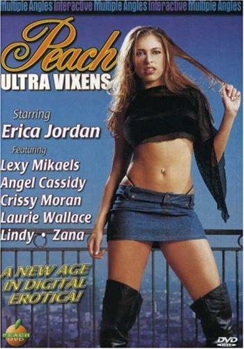 Peach Ultra Vixens: Erika Jordan