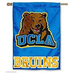 UCLA Bruins Los Angeles University College House Flag