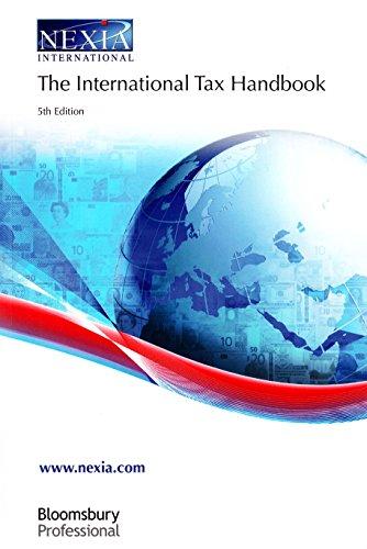 The International Tax Handbook: 5th Edition