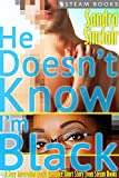 He Doesnt Know Im Black - A Sexy Interracial Erotic Romance Short Story from Steam Books