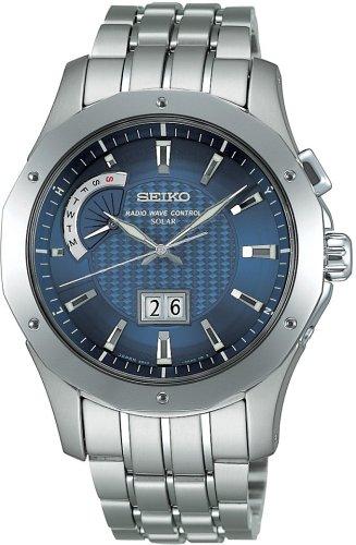 SEIKO (セイコー) 腕時計 BRIGHTZ ブライツ ソーラー電波時計 SAGA017