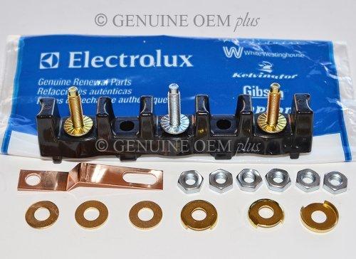 Part # 5304409888 Or 53-1518 Genuine Oem Original Frigidaire Dryer Or Maytag Oven Terminal Block front-141817