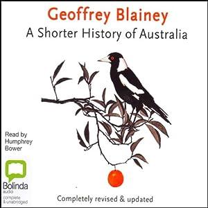 A Shorter History of Australia Hörbuch