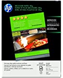 HP C6817A Glossy Brochure & Flyer Paper, 50 Sheets