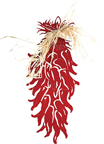 Red Chili Ristra Wall Art