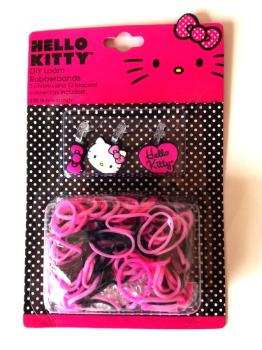 Cra-Z-Loom Hello Kitty DIY Rubberband Packs - 1