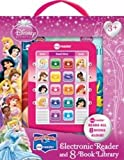 Disney Princess Me Reader Electronic Reader and 8-book Library 3 Inch