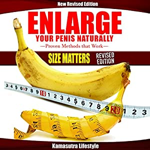 Enlarge Your Penis Naturally Audiobook