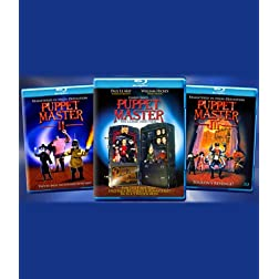 Puppet Master 3 Disc Set [Blu-ray]