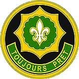 2nd ACR (Armored Cavalry Regiment) BCT CSIB - Combat Service Identification Badge
