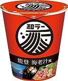 サンヨー食品 サッポロ一番 和ラー 能登海老汁風 75g×12入
