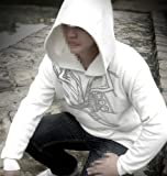 Assassin's Creed Cosplay Hoodie Sweatershirt, Labeled Size L [Larger One Is Suggested]