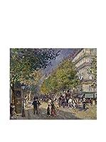 Especial Arte Lienzo Grande Boulevards Multicolor