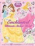 Ultimate Sticker Book: Disney Princes...