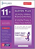 11+ Essentials 3D Non Verbal Reasoning for CEM: Book 2 (First Past the Post)
