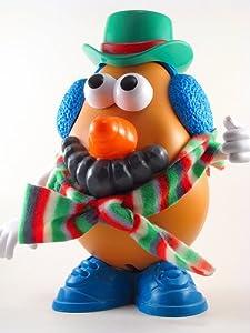 Amazon.com: Mr. Potato Head Parts N Pieces: Snow-Tato Spud