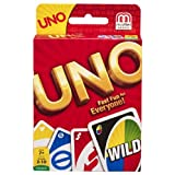 Uno Card Game ~ Mattel
