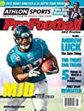 2012 Athlon Sports NFL Pro Football Magazine Preview- Jacksonville Jaguars Cover at Amazon.com