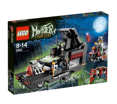 Lego Monster Fighters – Fahrende Vampirgruft – 9464 jetzt bestellen