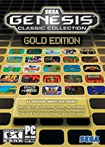 Sega Genesis Collection - Gold Edition