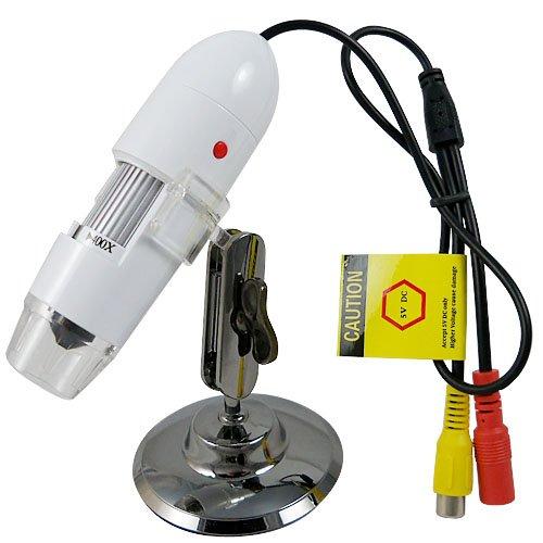 Fantastic 25X 400X 8 Led Tv Out Digital Microscope Endoscope Magnifier Uwap Interior Chair Design Uwaporg