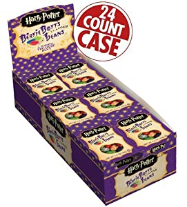 Bertie Bott's Every Flavour Beans - 1.2 oz boxes - 24-Count Case