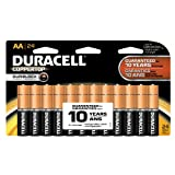 Duracell Coppertop AA 24 Alkaline Batteries (Packaging May Vary)