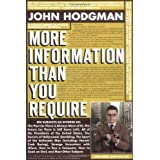 More Information Than You Require ~ John Hodgman