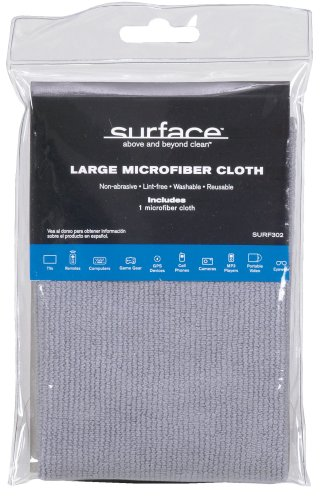 Audiovox Surface SURF302 Large Microfiber Cleaning Cloth