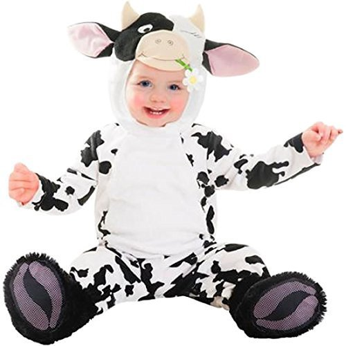 Cutie Cow Child Infant Costume 6-12M NIP