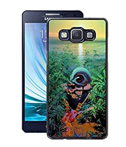 Aart Designer Luxurious Back Covers for Samsung Galaxy A5 + 3D F2 Screen Magnifier + 3D Video Screen Amplifier Eyes Protection Enlarged Expander by Aart Store.