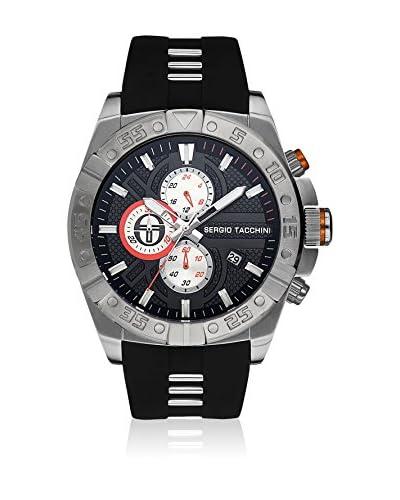Sergio Tacchini Reloj de cuarzo Man Negro 55 mm