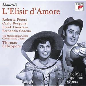 Donizetti: L'elisir D'amore (Metropolitan Opera) (2 CD)