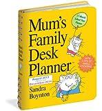 Mum's Family Desk Planner 2014