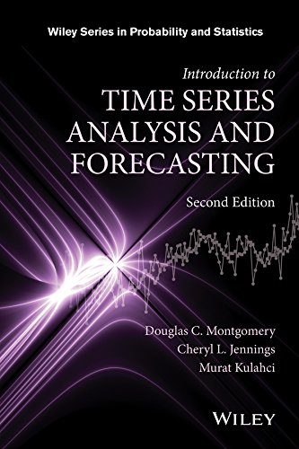 Introduction to Time Series Analysis and Forecasting (Wiley Series in Probability and Statistics)