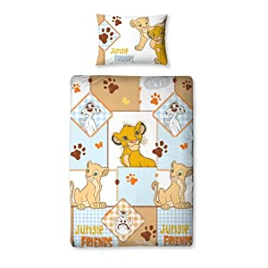 The Lion King Bedding