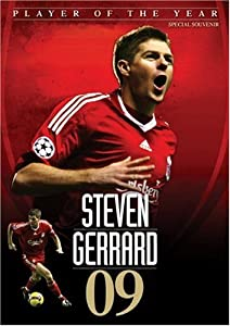 Steven Gerrard - Player Of The Year 09 from Trinity Mirror Sport Media