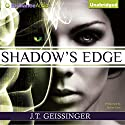 Shadow's Edge: Night Prowler, Book 1 (       UNABRIDGED) by J. T. Geissinger Narrated by Justine Eyre