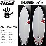 CHANNEL ISLANDS チャンネルアイランズ サーフボード HIGH5 5'6 ハイファイブ2 AL MERRICK アルメリック