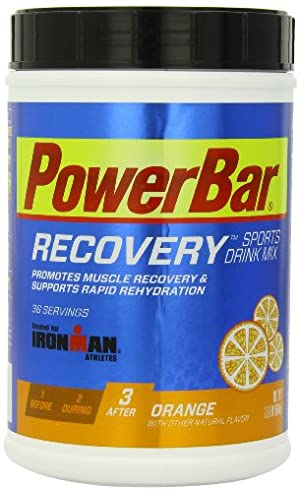 Powerbar Ironman Restore Beverage System, Orange, 864 Grams