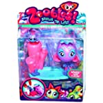 Zoobles Mama & Zoobling Whizz # 248 &...