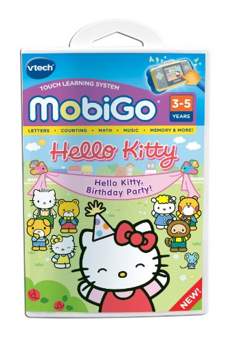 Vtech Mobigo Software Hello Kitty - 1