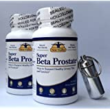 New Vitality Super Beta Prostate Enlarged Superbeta Prostate Health, 120 Caplets